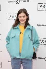 Amber Anderson at Comedy Central's Friendsfest Launch in London 2018/09/20 5