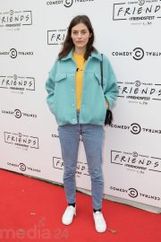 Amber Anderson at Comedy Central's Friendsfest Launch in London 2018/09/20 6