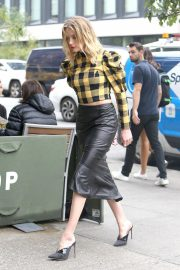 Amber Heard Out for Lunch in New York 2018/09/11 3