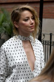 Amber Heard Promoted Her Film in Toronto 2018/09/09 5