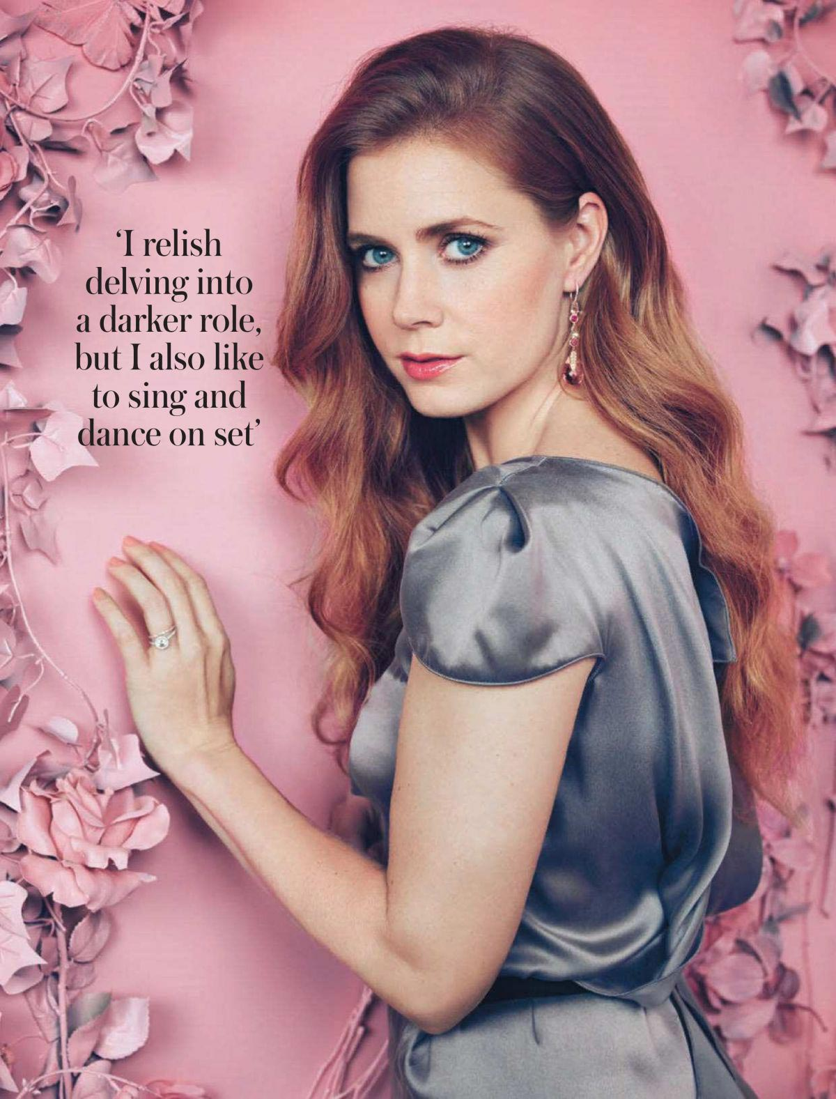 Amy Adams in Woman & Home Magazine, South Africa October 2018 1