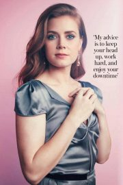 Amy Adams in Woman & Home Magazine, South Africa October 2018 2