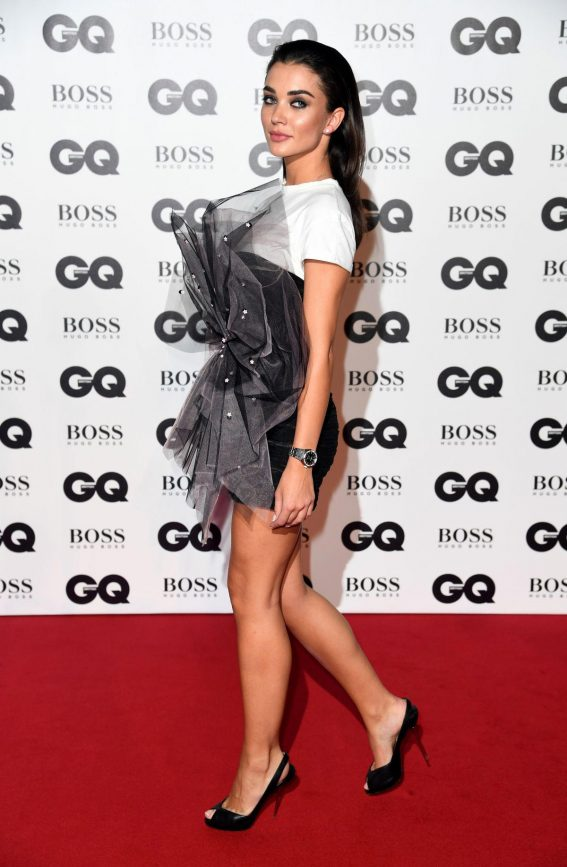 Amy Jackson at GQ Men of the Year Awards 2018 in London 2018/09/05 1
