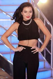 Anamelia Silva at Big Brother Eviction in Borehamwood 2018/09/21 1