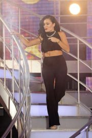 Anamelia Silva at Big Brother Eviction in Borehamwood 2018/09/21 10