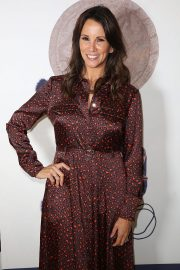 Andrea McLean at Donna May Make-up Launch Party in London 2018/09/20 3