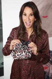 Andrea McLean at Donna May Make-up Launch Party in London 2018/09/20 7