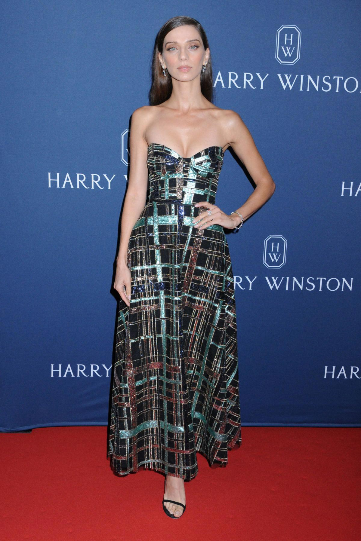 Angela Sarafyan at Harry Winston Dinner in New York 2018/09/20 1