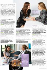 Anna Kendrick and Blake Lively in People Magazine, September 2018 2