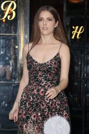 Anna Kendrick Night Out in New York 2018/09/12 1