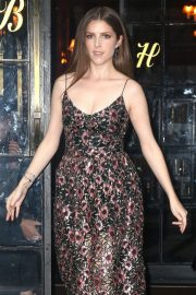 Anna Kendrick Night Out in New York 2018/09/12 4