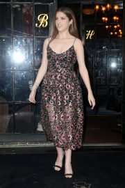 Anna Kendrick Night Out in New York 2018/09/12 5
