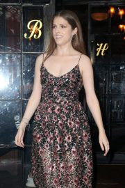 Anna Kendrick Night Out in New York 2018/09/12 6