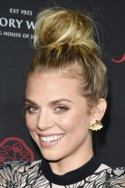 AnnaLynne McCord at Shiseido Makeup Launch in Los Angeles 2018/09/25 2