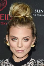 AnnaLynne McCord at Shiseido Makeup Launch in Los Angeles 2018/09/25 4