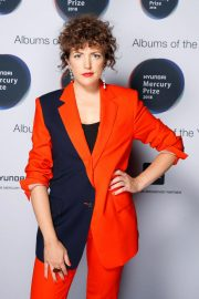 Annie Mac at Mercury Prize Albums of the Year Awards in London 2018/09/20 1