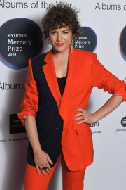 Annie Mac at Mercury Prize Albums of the Year Awards in London 2018/09/20 3