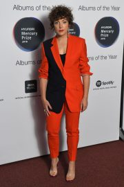 Annie Mac at Mercury Prize Albums of the Year Awards in London 2018/09/20 4