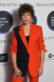Annie Mac at Mercury Prize Albums of the Year Awards in London 2018/09/20 5