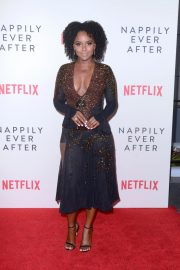 Antoinette Robertson at Nappily Ever After Special Screening in Los Angeles 2018/09/20 6