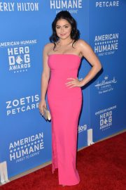 Ariel Winter at American Humane Dog Awards in Los Angeles 2018/09/29 1