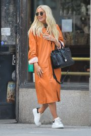 Ashlee Simpson Out in New York 2018/09/04 2