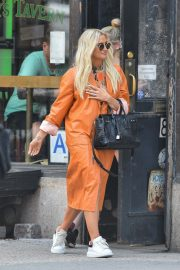 Ashlee Simpson Out in New York 2018/09/04 4