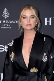 Ashley Benson at Hfpa and Instyle's Tiff Celebration in Toronto 2018/09/08 2
