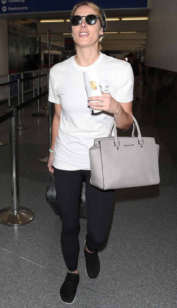 Ashley Greene at LAX Airport in Los Angeles 2018/09/05 1