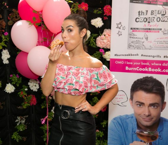 Ashley Iaconetti at Burn Cook Book Boozy Brunch Launch in Los Angeles 2018/09/26 1