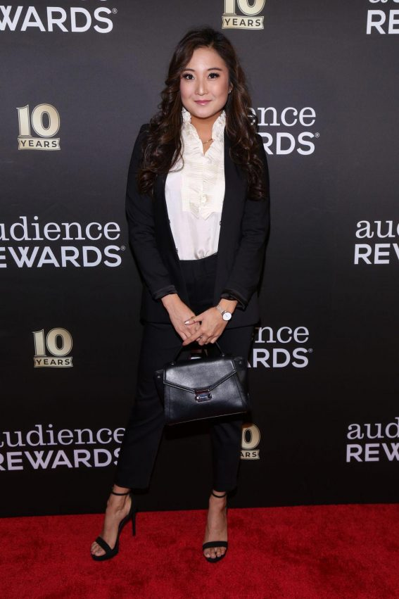 Ashley Park at Audience Rewards 10th Anniversary in New York 2018/09/24 1