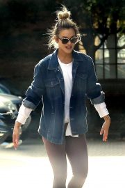 Ashley Roberts Out for Lunch in London 2018/09/25 3