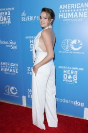Bailee Madison at American Humane Dog Awards in Los Angeles 2018/09/29 2
