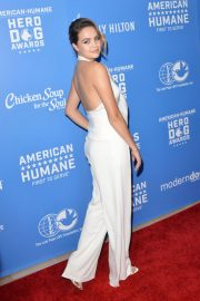 Bailee Madison at American Humane Dog Awards in Los Angeles 2018/09/29 4