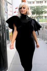 Bebe Rexha Out and About in Paris 2018/09/21 8