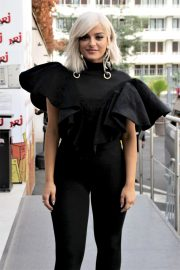 Bebe Rexha Out and About in Paris 2018/09/21 10