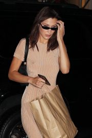 Bella Hadid Night Out in New York 2018/09/08 3