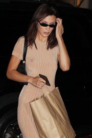 Bella Hadid Night Out in New York 2018/09/08 5