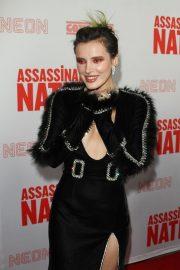 Bella Thorne at Assassination Nation Premiere in Hollywood 2018/09/12 5