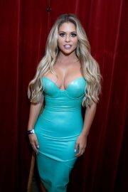 Bianca Gascoigne at 2018 National Reality TV Awards in London 2018/09/25 1