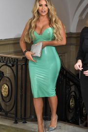 Bianca Gascoigne at 2018 National Reality TV Awards in London 2018/09/25 3