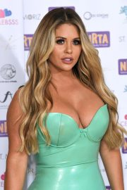 Bianca Gascoigne at 2018 National Reality TV Awards in London 2018/09/25 5