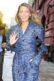 Blake Lively Arrives at Her Hotel in New York 2018/09/10 5