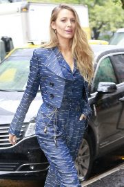 Blake Lively Arrives at Her Hotel in New York 2018/09/10 6