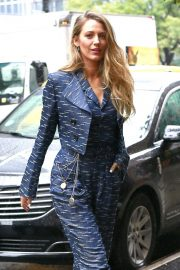 Blake Lively Arrives at Her Hotel in New York 2018/09/10 7