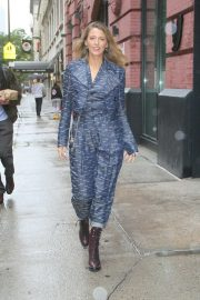 Blake Lively Arrives at Her Hotel in New York 2018/09/10 8