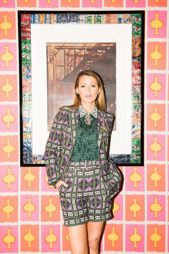 Blake Lively for Coveteur Magazine, September 2018 1