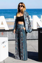 Blanca Suarez at Tiempo Despues Photocall at San Sebastian International Film Festival 2018/09/25 2