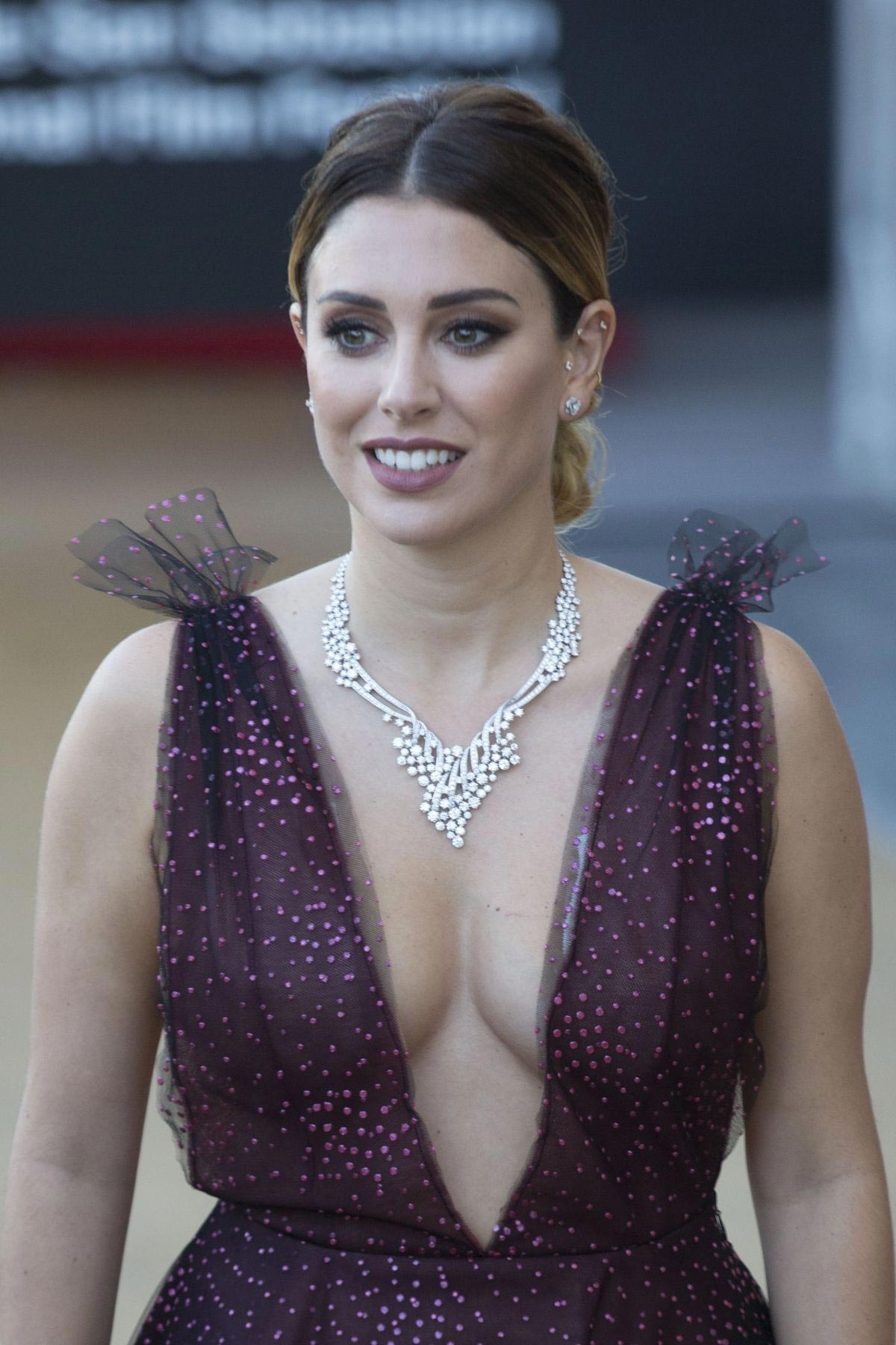 Blanca Suarez at Tiempo Despues Premiere at San Sebastian International Film Festival 2018/09/25 1