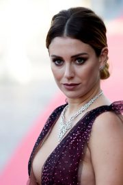 Blanca Suarez at Tiempo Despues Premiere at San Sebastian International Film Festival 2018/09/25 7
